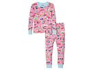 Hatley Kids - Pretty Butterflies Pajama Set (Toddler/Little Kids/Big Kids)