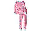 Hatley Kids - Sweet Mermaid Pajama Set (Toddler/Little Kids/Big Kids)