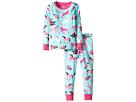 Hatley Kids - Ponies & Peonies Pajama Set (Toddler/Little Kids/Big Kids)