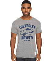 The Original Retro Brand - Corvette Short Sleeve Tri-Blend Tee