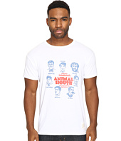 The Original Retro Brand - Vintage Cotton Animal House Short Sleeve Tee