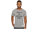 This is My Drinking Shirt Short Sleeve Tri-Blend Tee