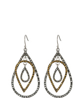 Lucky Brand - Pave Teardrop Earrings