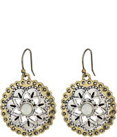 Lucky Brand - Floral Drop Earrings
