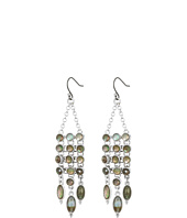 Lucky Brand - Mother-of-Pearl Statement Earrings