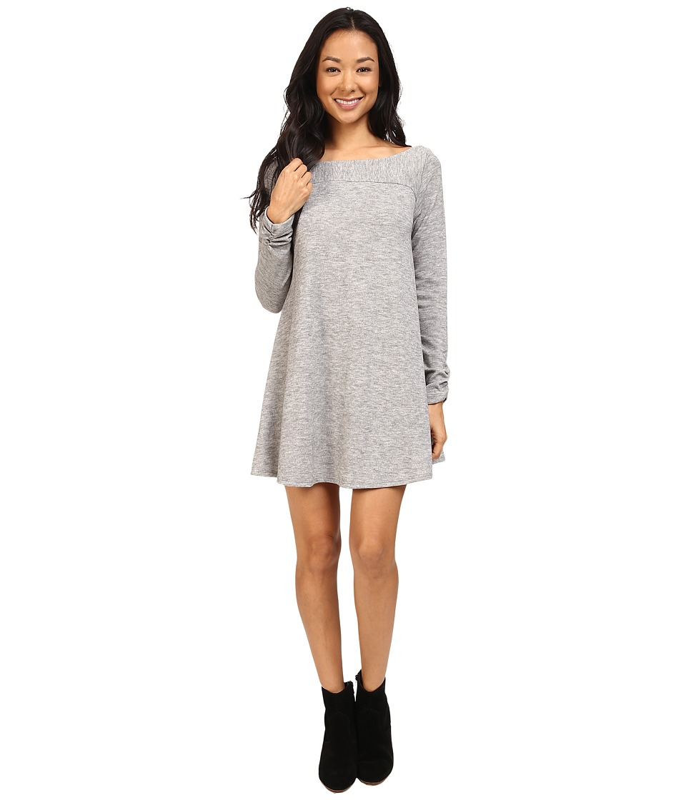 Lucy Love Chill Dress (Fog) Women