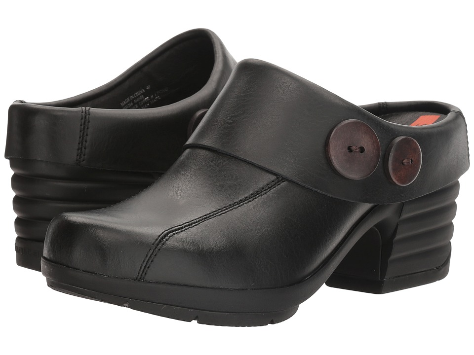 Sanita Icon Indiana (Black) Women