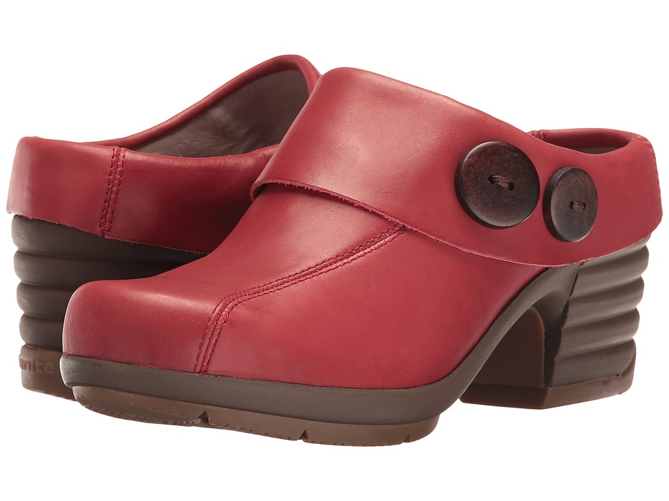 Sanita Icon Indiana (Red) Women