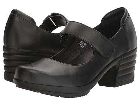 Sanita Icon Commuter - Black Burnished Leather