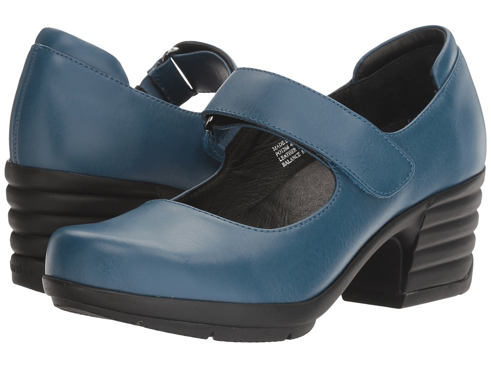 Sanita Icon Commuter (Blue Leather) Women