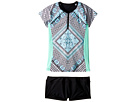 Seafolly Kids Aztec Tapestry Surf Set (Little Kids/Big Kids)