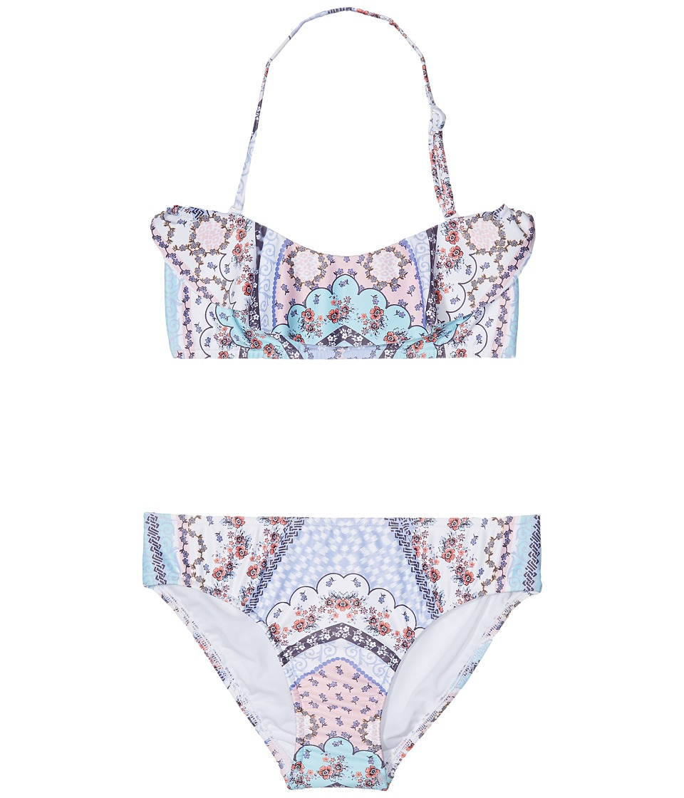 Seafolly Kids - Ditsy Romance Mini Tube Bikini Set
