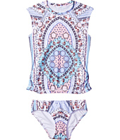 Seafolly Kids - Ditsy Romance Surf Set (Little Kids/Big Kids)
