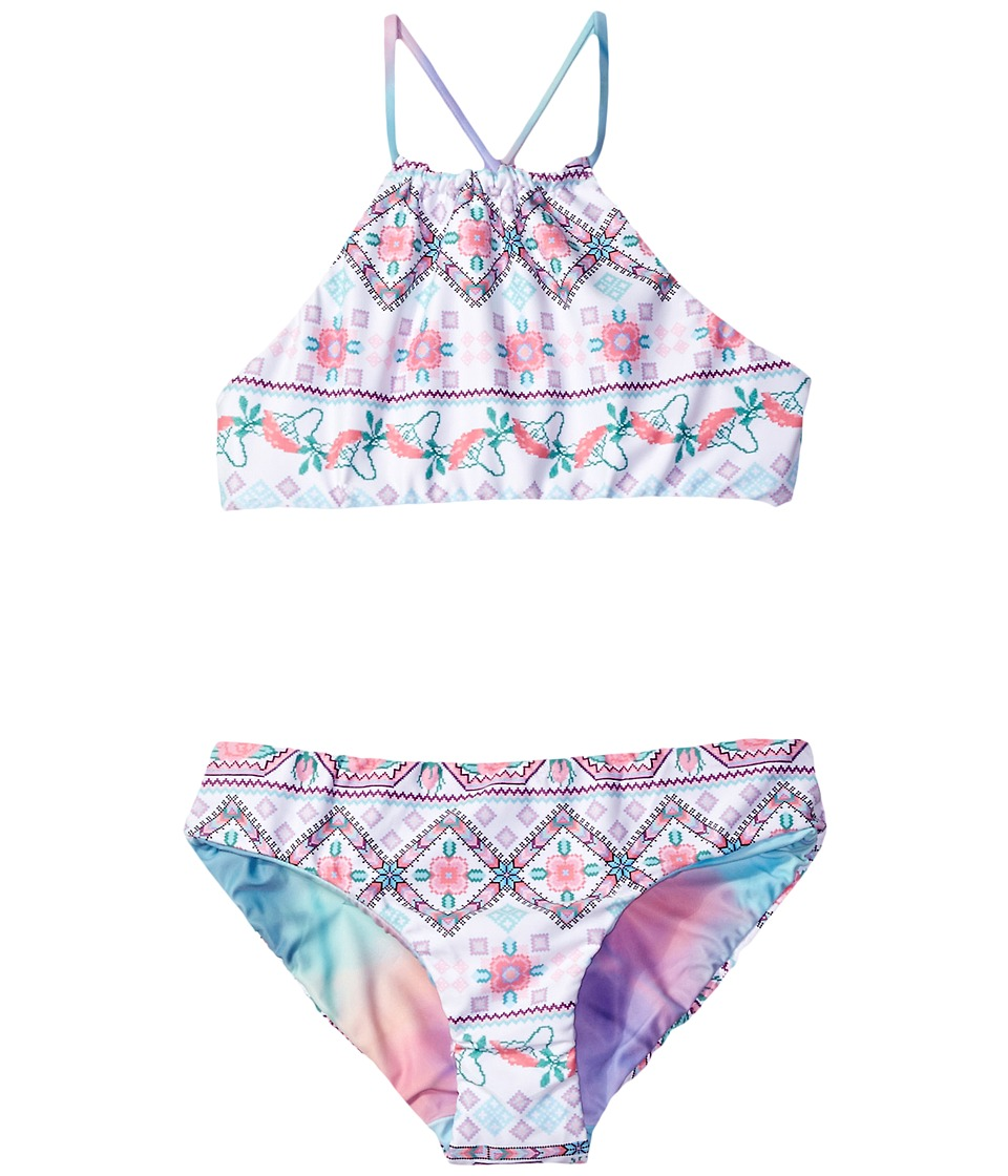 Seafolly Kids Seafolly Kids - Festival Surf Reversible Tankini Set