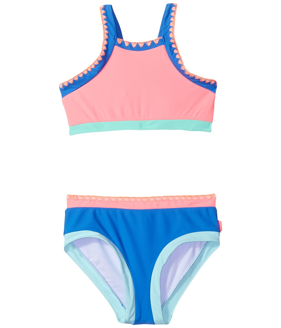 Seafolly Kids Seafolly Kids - Festival Surf Block Tankini Set
