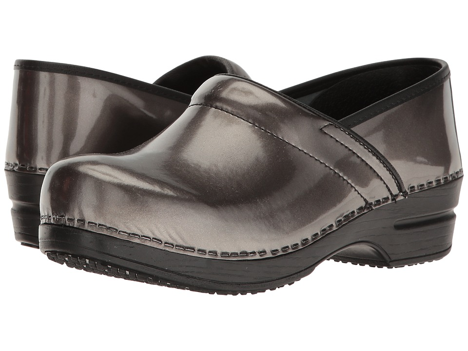 Sanita Smart Step Sable Pro (Grey) Women's Slip-on Dress Shoes