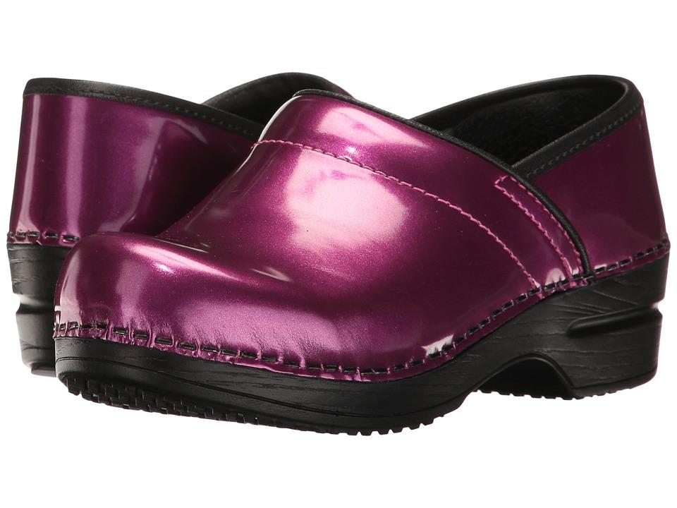 Sanita Smart Step Sable Pro (Purple) Women's Slip-on Dres...