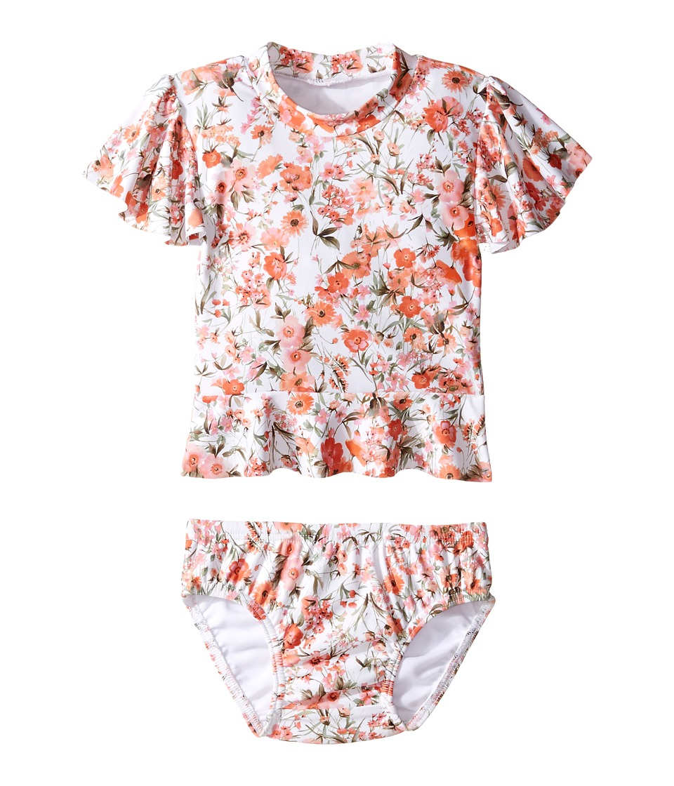Seafolly Kids Seafolly Kids - Wild Poppy Rashie Set
