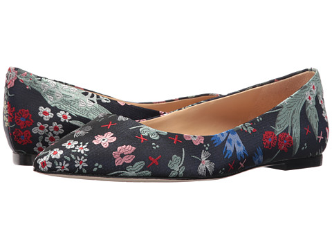 Sam Edelman Rae - Grey Multi Floral Jacquard