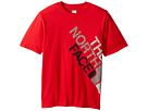 The North Face Kids Short Sleeve Graphic Tee (Little Kids/Big Kids)