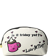 Luv Betsey - Friday Cosmetic Pouch