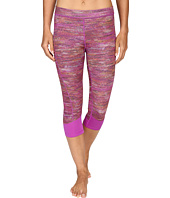adidas - Techfit Macro Heather 3/4 Tights