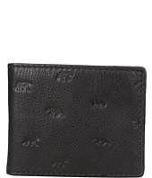 Fossil - Rover RFID Leather Bifold with Flip ID Wallet