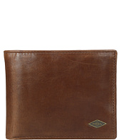 Fossil - Ryan RFID Leather Passcase Wallet