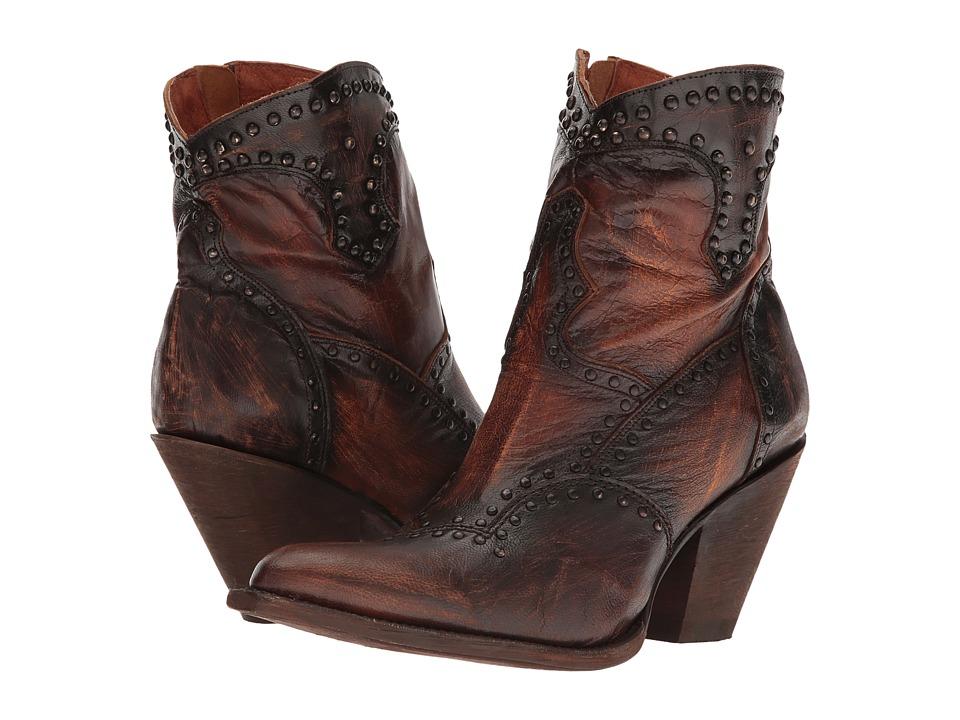 Dan Post Leena (Tan) Cowboy Boots