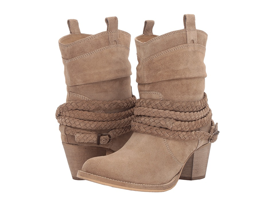 Dingo Twisted Sister (Tan) Women