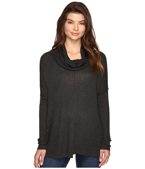 Brigitte Bailey Algelie Cowl Neck Ribbed Sweater
