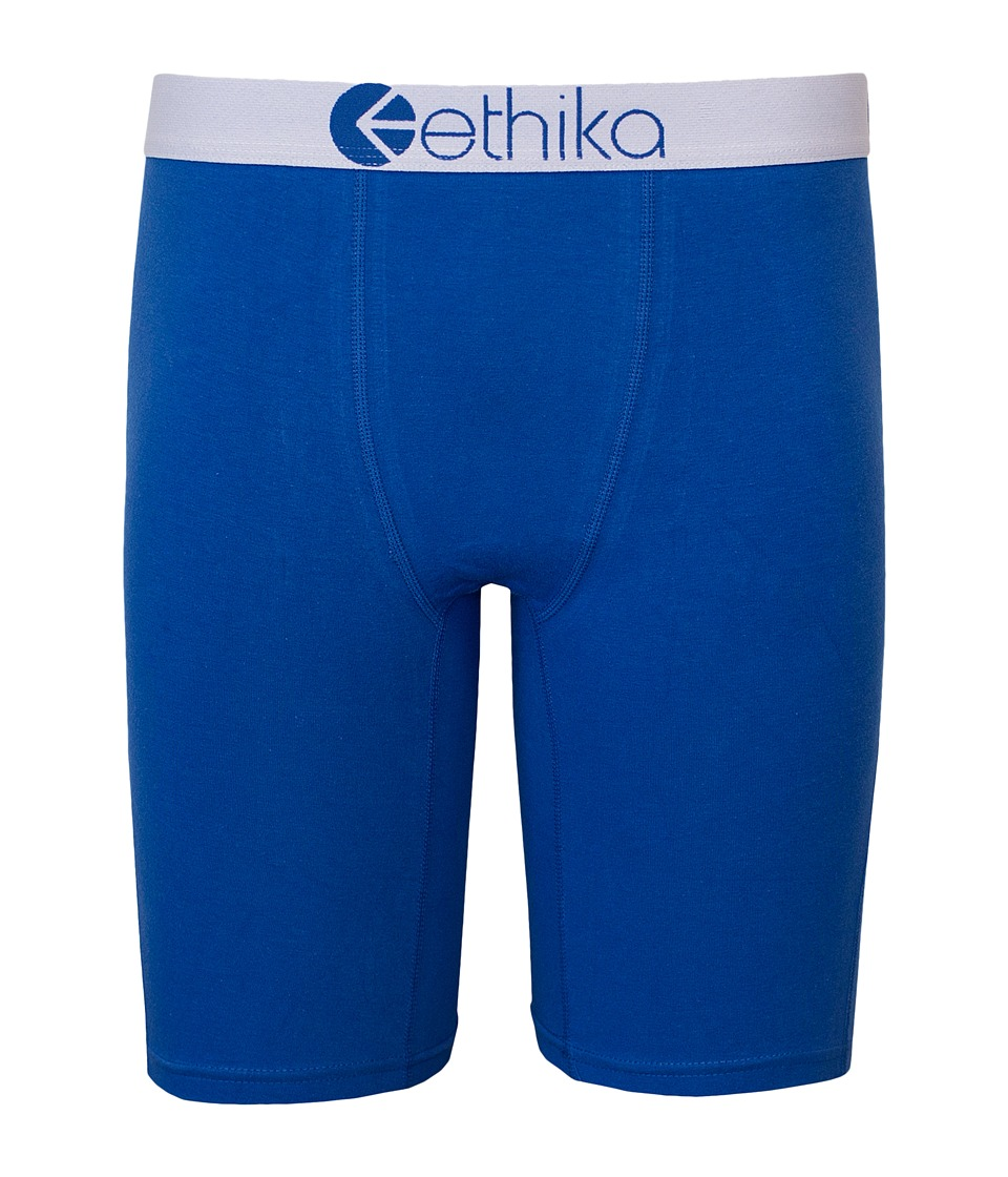 ethika - The Staple - Blue and White Boxer Brief