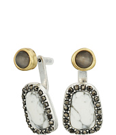 Lucky Brand - Pebble Jacket Earrings