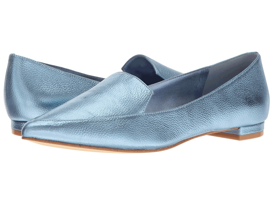 Nine West Abay (Light Blue Metallic) Women