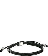 Fossil - Vintage Casual Leather Bracelet