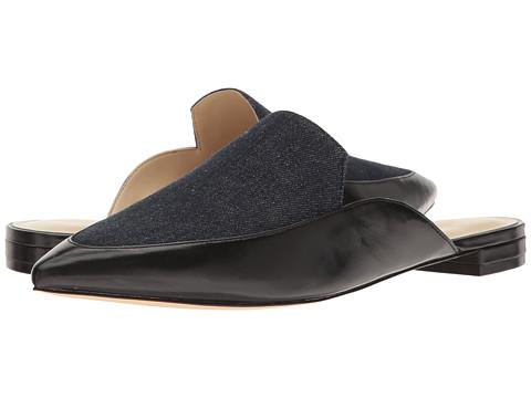 Nine West Alibelle - Black/Navy Leather