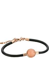 Fossil - Shimmer Gemstone Cord Bracelet