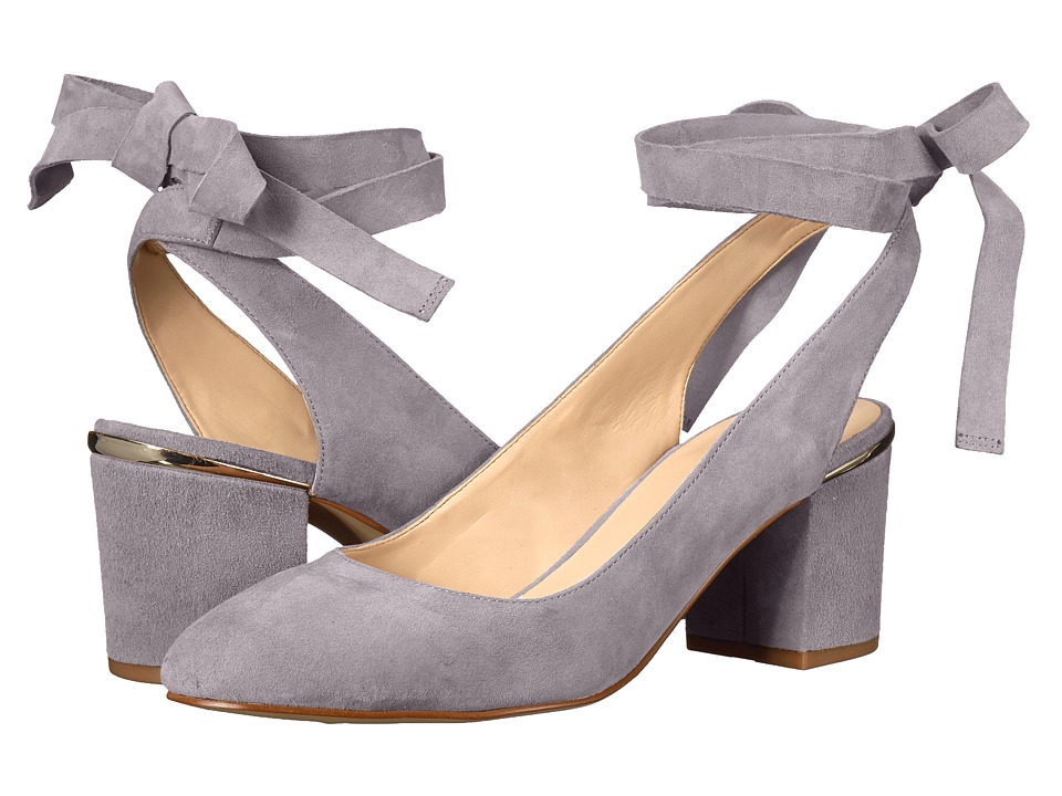 Nine West Andrea (Grey Suede) Women