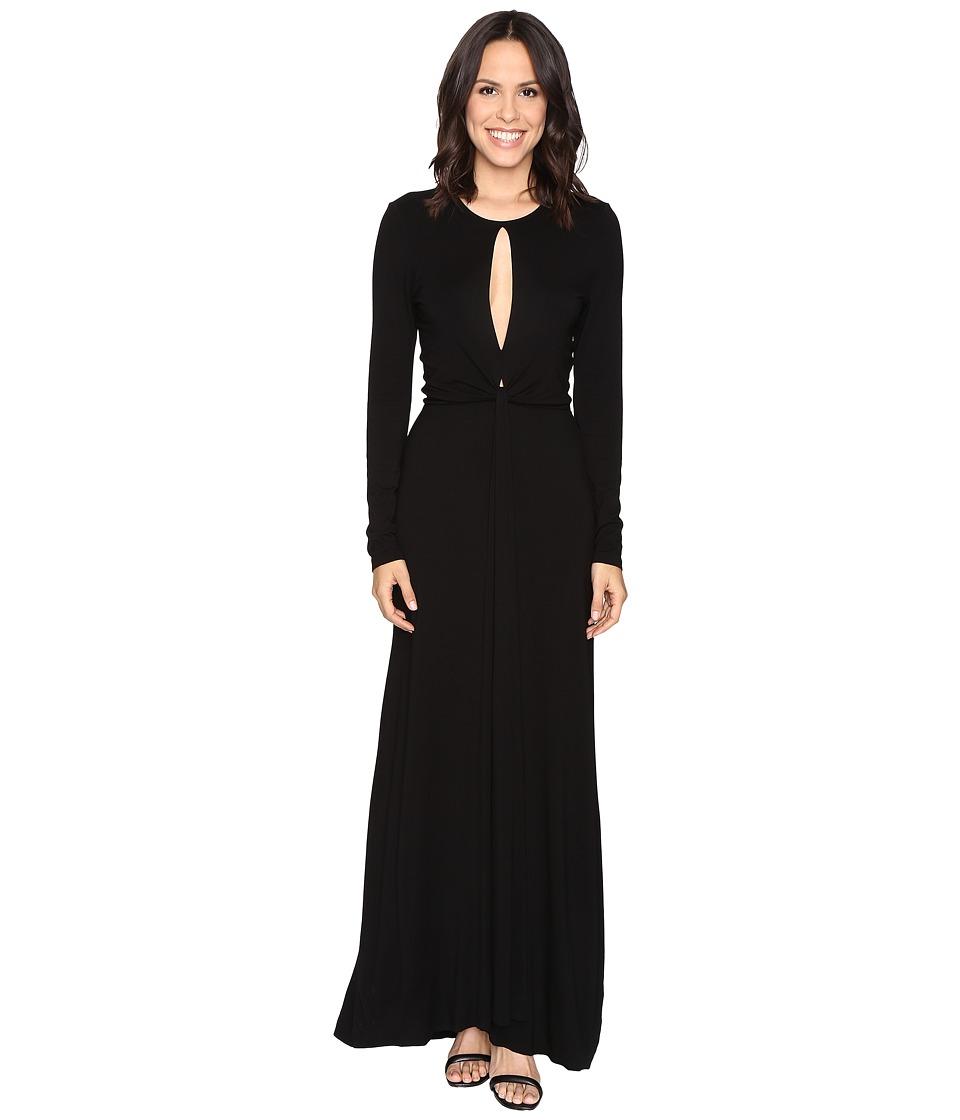 Young Fabulous & Broke Mariel Dress (Black) Women