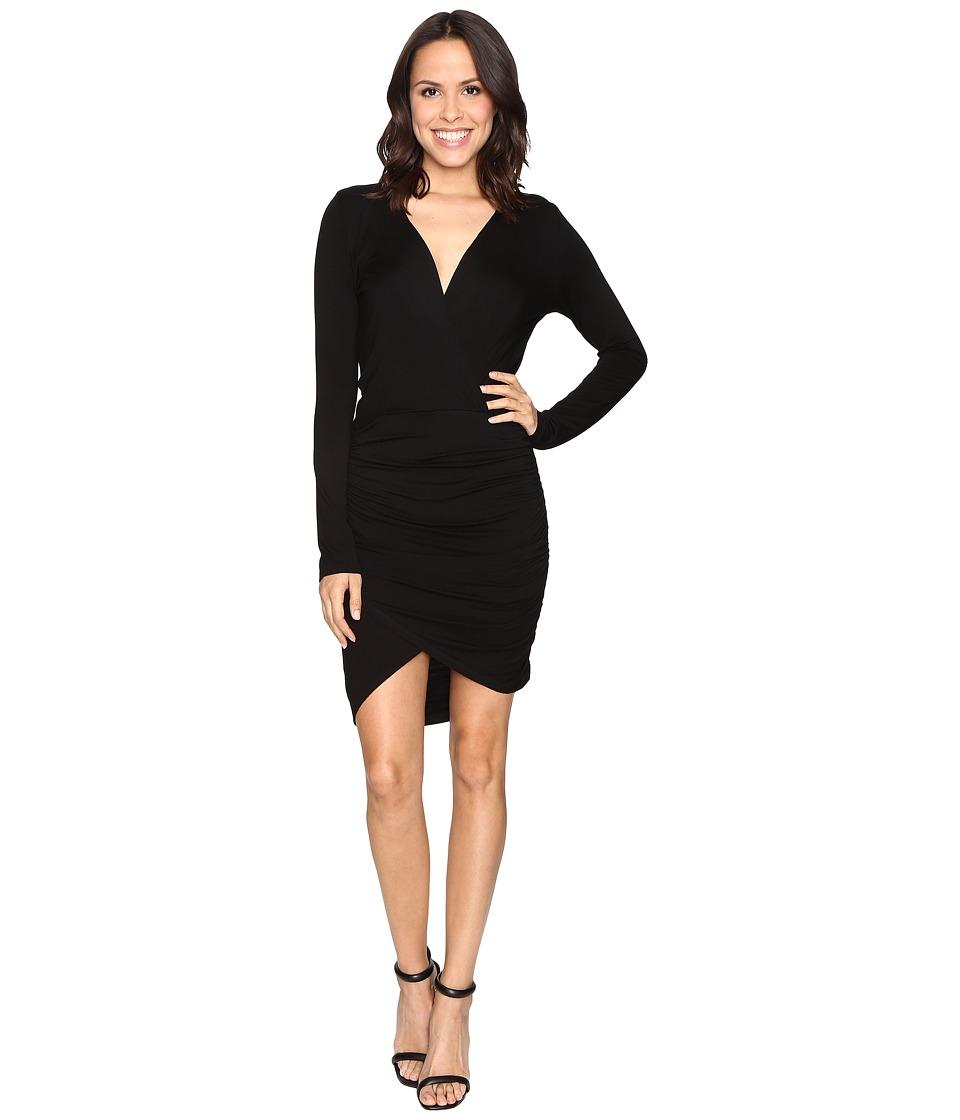 Young Fabulous & Broke Lex Dress (Black) Women
