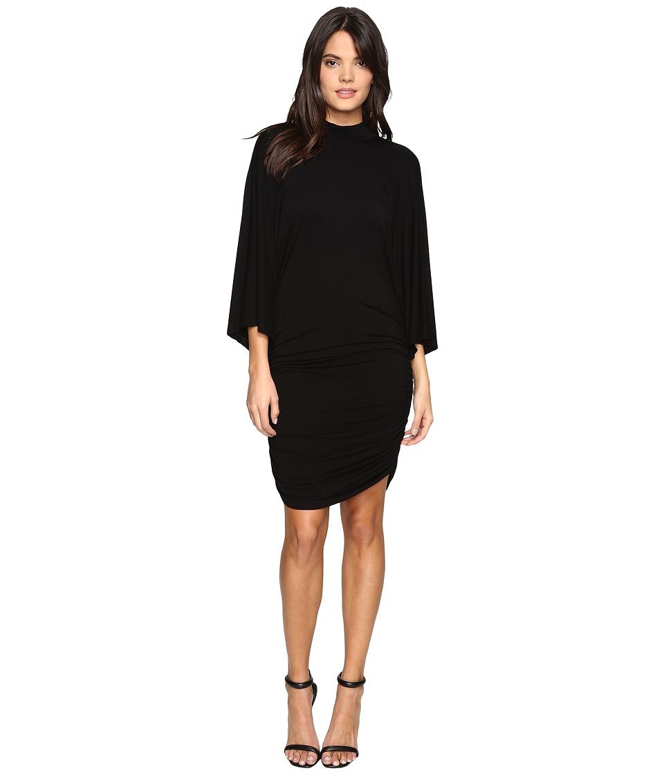 Young Fabulous & Broke Shiloh Dress (Black) Women