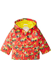 Hatley Kids - Heavy Duty Machines Raincoat (Infant)