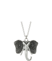 Lucky Brand - Elephant Pendant Necklace