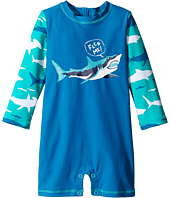 Hatley Kids - Toothy Shark Rashguard (Infant)