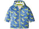 Hatley Kids - T-Rex Silhouette Splash Jacket (Toddler/Little Kids/Big Kids)