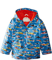 Hatley Kids - Monster Boats Raincoat (Toddler/Little Kids/Big Kids)