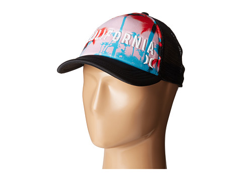Hurley Cali Trucker Hat - Multi
