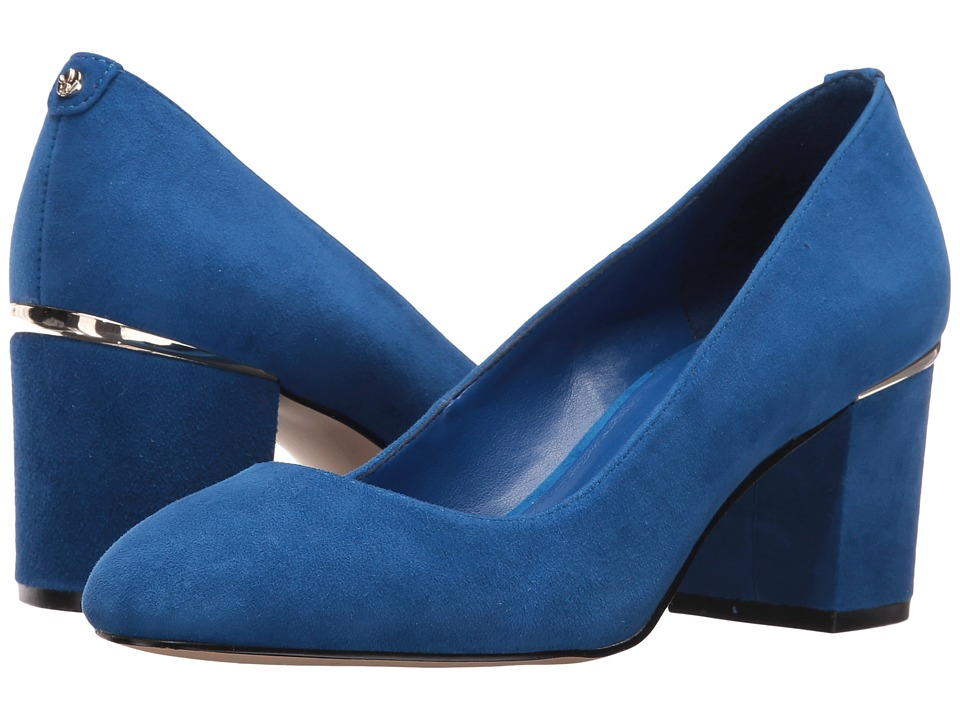 Nine West Astor (Blue Suede) Women