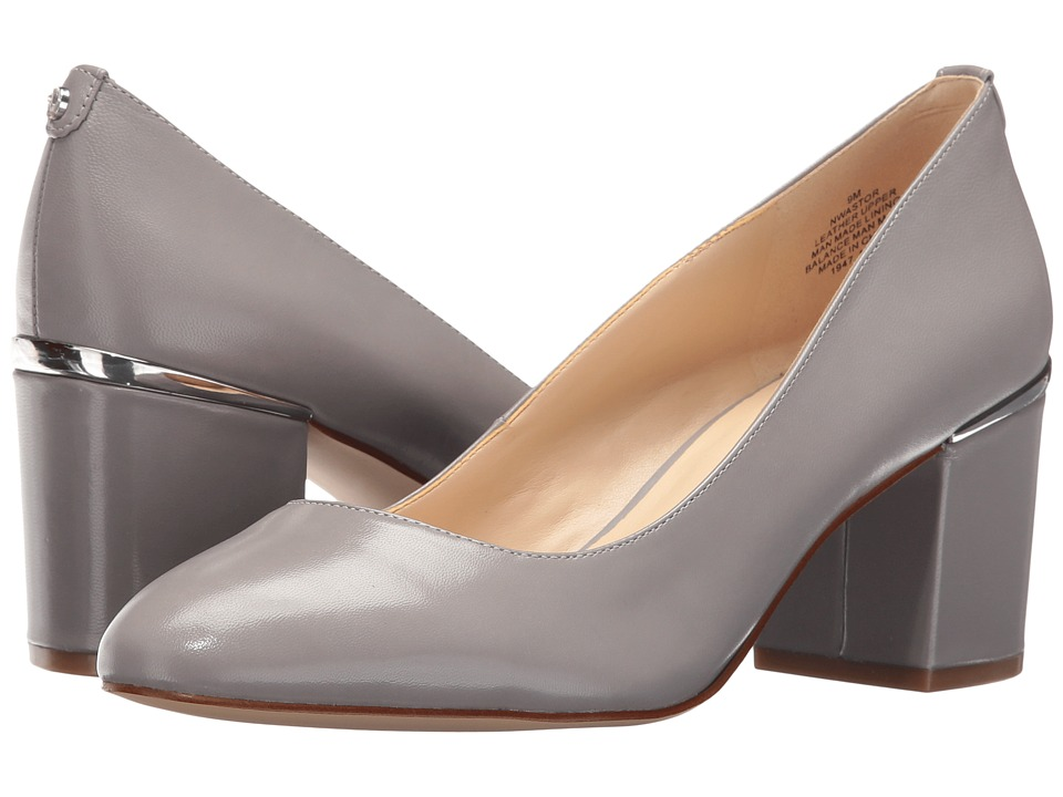 Nine West Astor (Grey Leather) Women