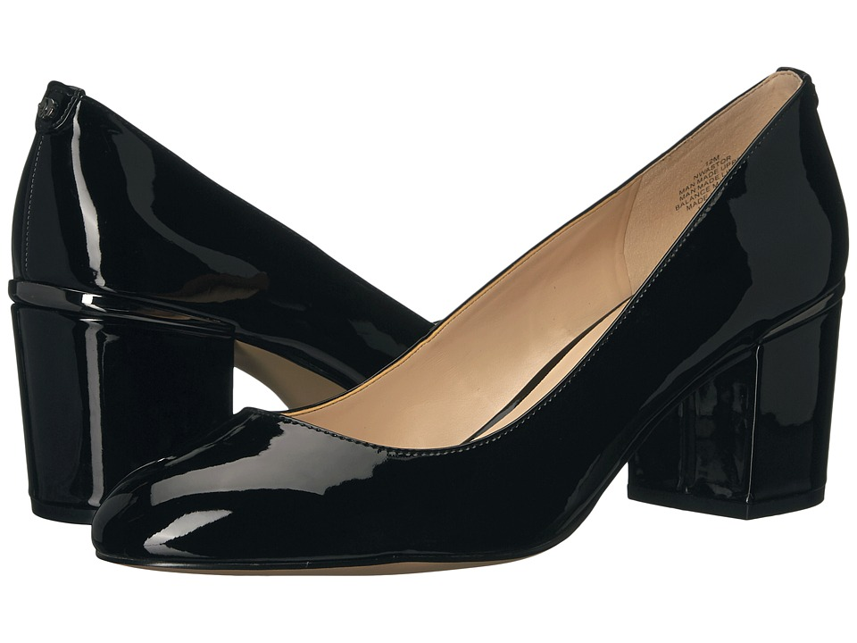 Nine West Astor 3 (Black Patent) Women